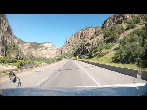 Trucking Through Colorado - June 2013 - Happy Independence Day!