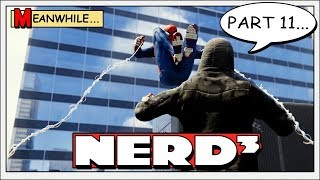 Nerd³ is Spider-Man - 11 - Homemade Suit