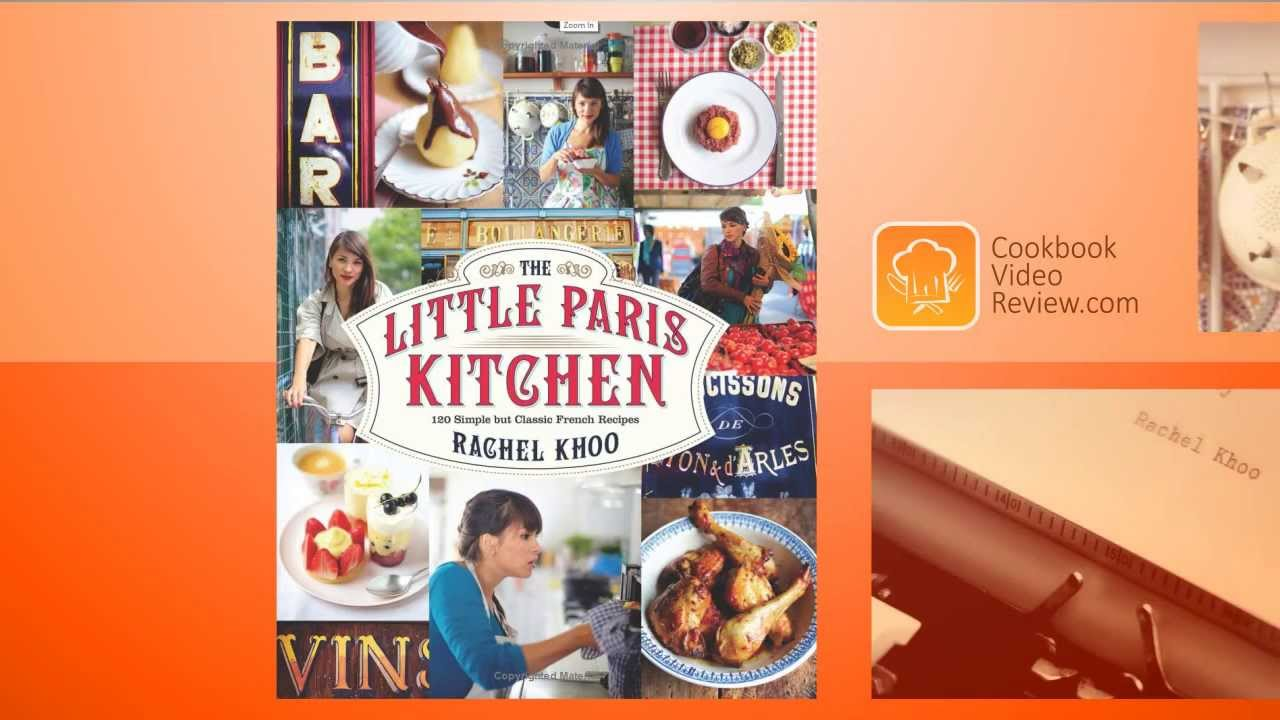 The Little Paris Kitchen Book