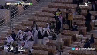 البرازيلي ستوم ينقذ الفيصلي من الهزيمة أمام الخليج في الدوري السعودي.. فيديو
