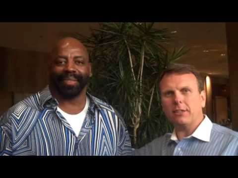 "ACN RVP - Super Bowl Champion Ed ""Too Tall"" Jones + RVP Matt"