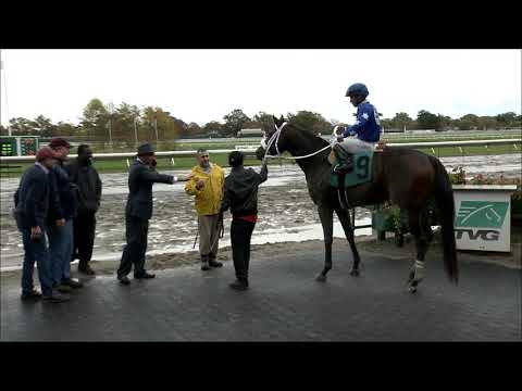 video thumbnail for MONMOUTH PARK 10-27-19 RACE 4