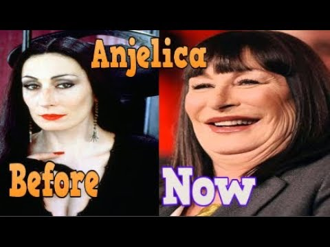 Anjelica Huston ♕ Transformation  From 05 To 67 Years OLD