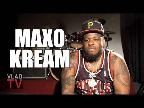 Maxo Kream on Getting Blocked from Entering Canada Due to Gang Affiliation (Part 5)