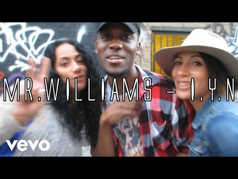 Mr. Williams - I.Y.N (SUMMER RECAP VLOG MUSIC VIDEO)
