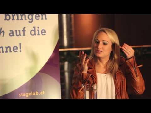 StageLab Academy Spricht Mit Julia Buchner Von Herz Von Österreich