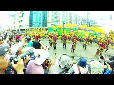 Kadayawan 2016 #7 Kalingawan Dance Troupe of Sto  Nino National HS, Sto Nino South Cotabato