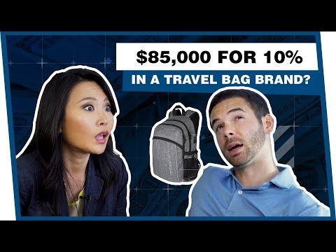 Investing $85,000 for 10% of a Travel Bag Brand Company? (What You Don't See on Reality TV)