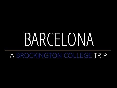Barcelona Art Trip 2015