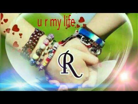 """R"" letter whatsapp status ..love..whatsapp status video"