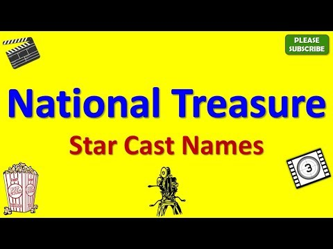 National Treasure Star Cast, Actor, Actress and Director Name