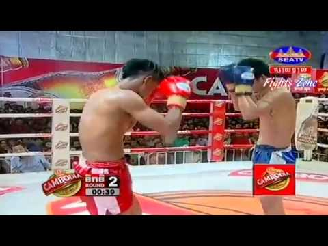 Khim Dima Vs Thai, Aramboy, SEATV boxing, 05 Feb 2017, Cambodia Beer Champion Tournament,