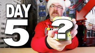 Christmas Stocking Stuffer Special - What Food is inside? Day 5 of 5