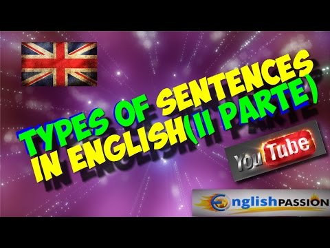 Que es complex sentences en español