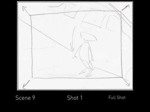 IAT 343 - Group 11 - Storyboard Animation - Max