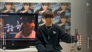 [191205] Full UKISS/UNB Jun/Lee Jun Young's insta live - 유키스…