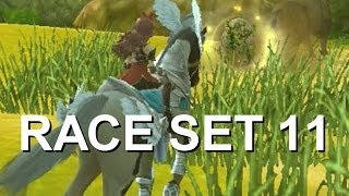 Alicia Online Gameplay {Horse Racing} [RACE SET 11] --- 11/21/2013