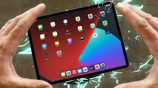Everything the iPad Pro can do on a single charge