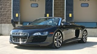 The Best First Supercar! | Audi R8 V10 Spyder Review