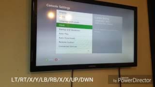 XBOX 360 Reset Family code (Dash17511) Woaux36
