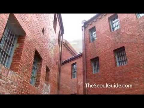 Seodaemun Prison History Hall in Seoul, South Korea