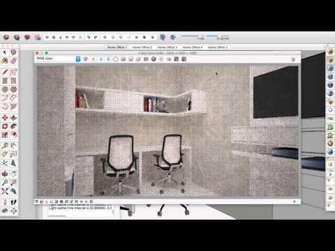 V-Ray para Macbook Pro