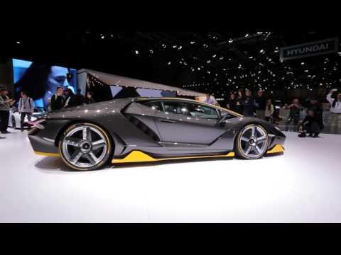 Lamborghini 2016 أروع سيارة في العالم