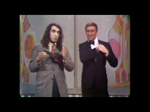 Tiny Tim's First Appearance | Rowan & Martin's Laugh-In | George Schlatter