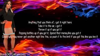 Ashanti ft. Rick Ross- I got it LYRICS