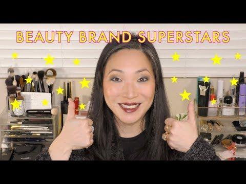 BEAUTY BRAND SUPERSTARS Tag!