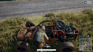UN DIA ATROPELLADO! PLAYERUNKNOWN'S BATTLEGROUNDS (PUGS)
