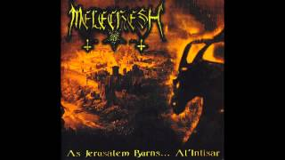 Melechesh - As Jerusalem Burns... Al´Intisar - 1996 - (Full Album)