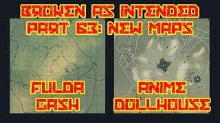 Broken as intended: Part 63 - New Maps War Thunder Gameplay