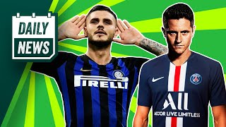Inter look set to sell star player Mauro Icardi to rivals! ► Daily News