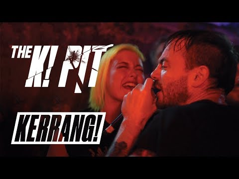 CANCER BATS live In The K! Pit (Tiny Dive Bar Show)