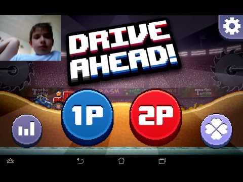Как взломать игру Drive Ahead!Легкий Способ!