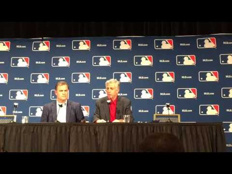 Dave Dombrowski discusses Chris Sale trade to Red Sox