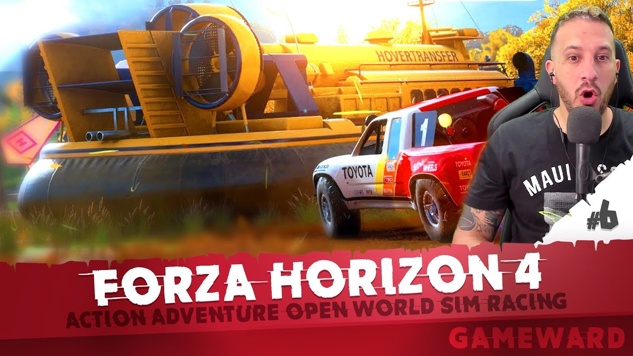 Οι πιο περίεργες κόντρες! #6 | Forza Horizon 4 | Greek