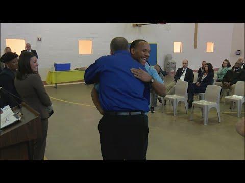 Graduation day for seven inmates at Kewanee's Life Skills Center