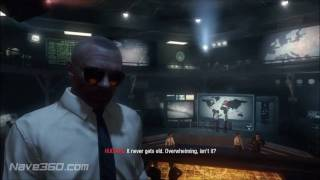 Call of Duty: Black Ops Playthrough - Veteran Difficulty - Part Five: Mr Hudson Shades