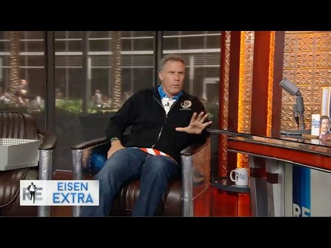 Will Ferrell Tells Mike Ditka Story From 'Kicking & Screaming' - 6/24/15
