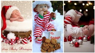 Cute and adorable baby boy Christmas outfits