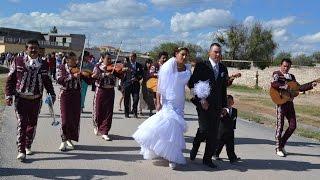 Baile de Boda en El Sabino, SLP [26 de Octubre 2015] Mejorales del Mezquite