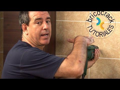Instalar accesorios de ba o sin taladro power loc en l for Accesorios ducha sin taladro
