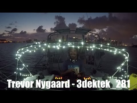 Trevor Nygaard - 3dektek_281 Hot Miami Nights!! [Boatmix]