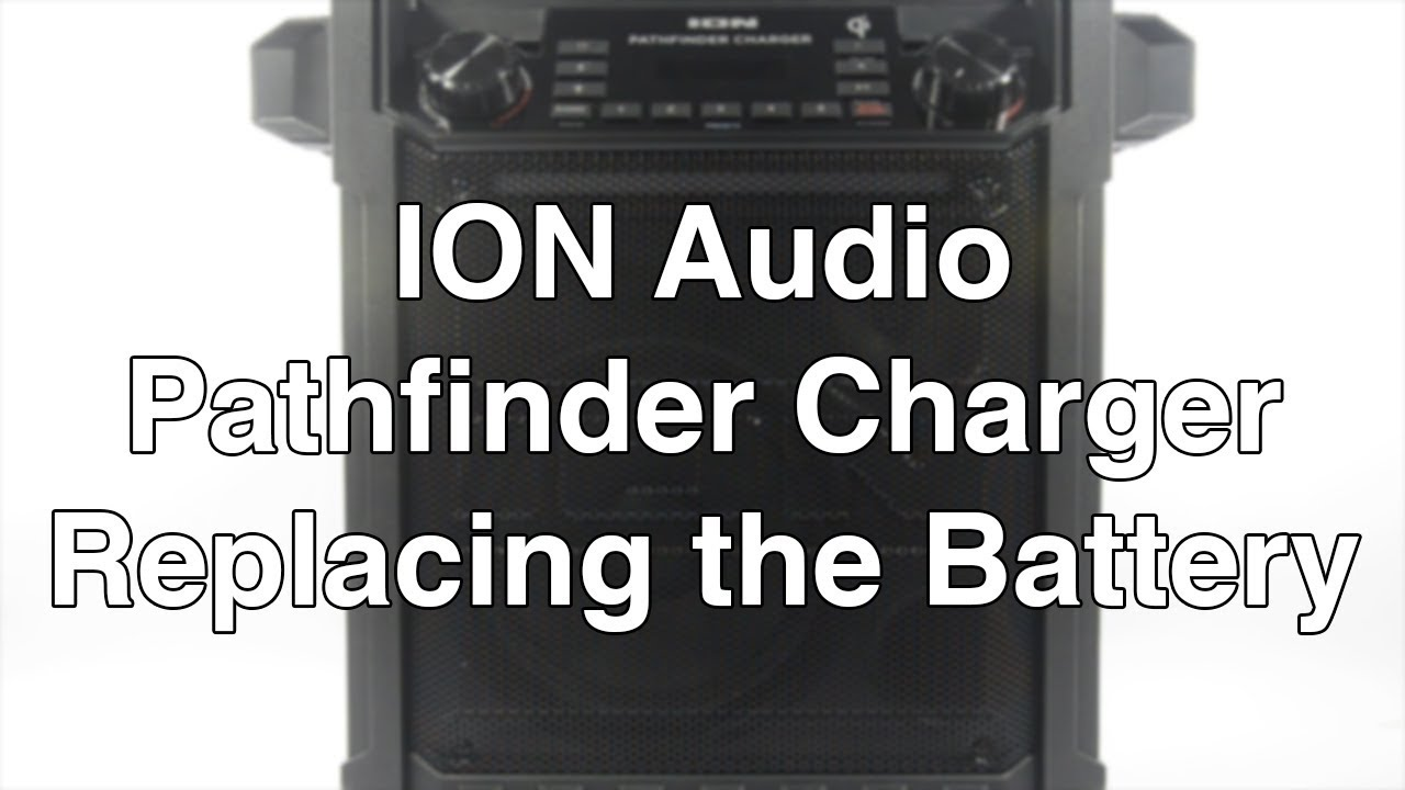 ION Audio Pathfinder Charger - Frequently Asked Questions