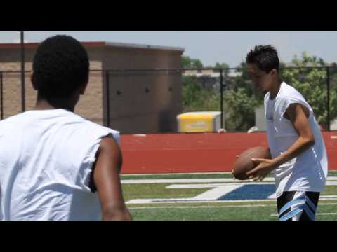 Ed McCaffrey Open Football Camp