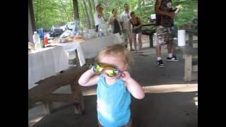 Videos from Dads 60 burth day at Wallum Lake