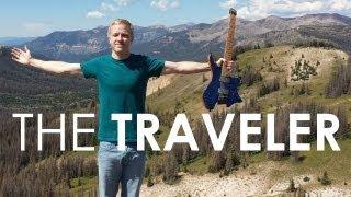 "Chris Letchford • ""The Traveler"" (HD) • Signature Boden CL7 Strandberg • Scale the Summit"