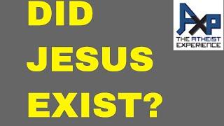 Did Jesus Exist? | Isaac - Oklahoma | Atheist Experience 22.27